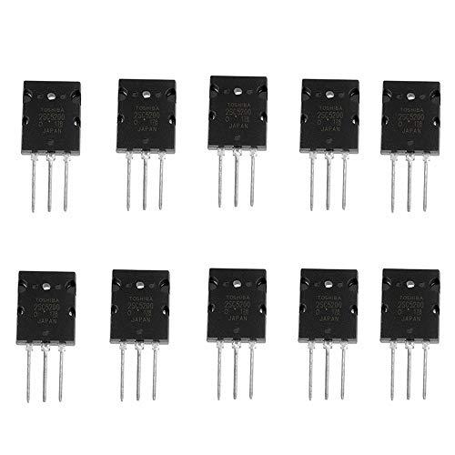 Transistor - 10Pc schwarz 2SC5200 Hochleistungs-Audiotransistor