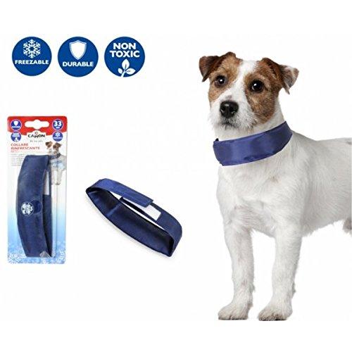 Camon collare rinfrescante per cani misura S/M