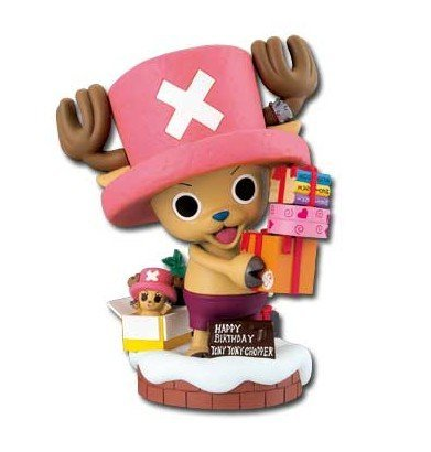 Happy Birthday lottery prize chopper B diorama figure single item most (japan import)