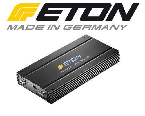 Eton FA 3500 Monoblock SPL Verstärker High End Amplifier Digital 3700 Watt RMS!!