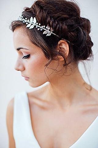Serre tête de mariage - Victoire - Bridal headpieces- bridal