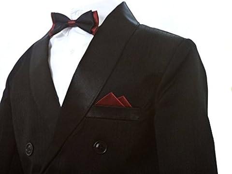 Tuxedo Suit black 4 years