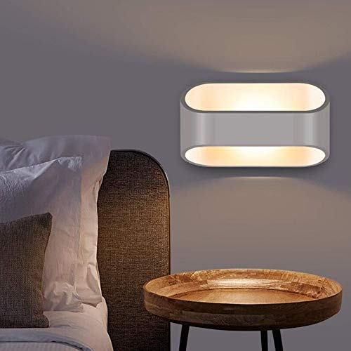LED Outdoor Wall Lampe Moderne minimalistische Creative Aluminum Wall Lampe KTV Hotel Engineering Bedroom Bedroom (Creative Motion-lampe)