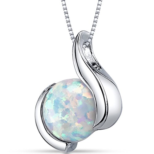 revoni-opal-pendant-necklace-sterling-silver-round-cabochon-175-carats