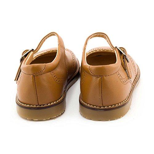 Boni Lea - Chaussures fille premiers pas Cuir naturel