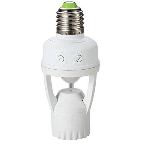 Maclean–Energy MCE24–Douille avec détecteur de mouvement 360°