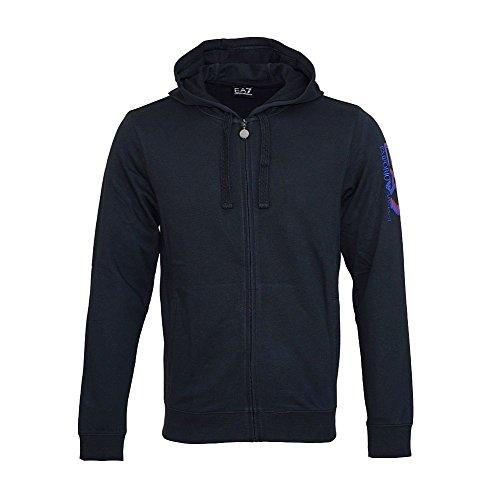 EA7EMPORIO ARMANI Felpa Sweat giacca Navy 6X PM65pj05z 1578blu notte hw16EA7-1 Blu Notte XL