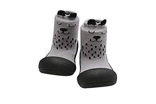 Attipas A17C, Zapatos Primeros Pasos, Gris (Cutie Gray), 20 EU (M 109-115mm)