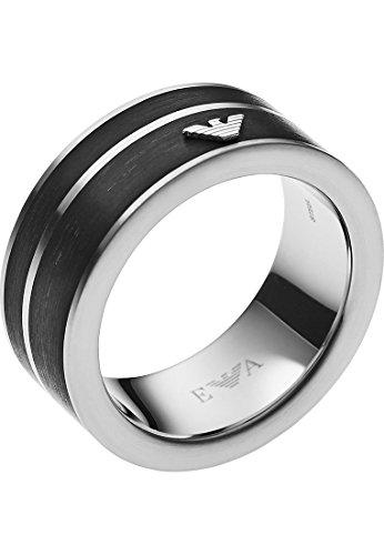 Emporio Armani Herren-Ring 925er Silber silber, 60 (19.1)
