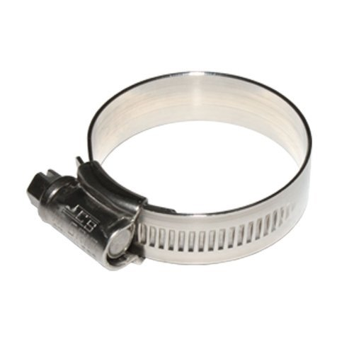 Jubilee Clip (5 x JCS HI-GRIP HOSE CLIPS SIZE 40 STAINLESS STEEL 30-40mm JUBILEE TYPE 1X by All Trade Direct)
