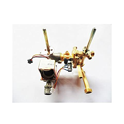 Earth Star Household Flue Strong Row of Gas Water Heater Water Vapor Linkage Valve with a Low Pressure Start for LPG