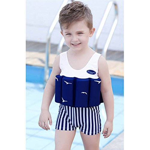 216fb9b4e ... ARAUS Flotador Traje de Baño para Niños Bebé Bañadores Niñas Bañador ...