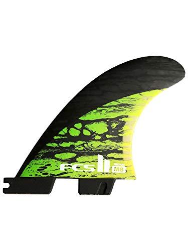 FCS Surf Finne II MB PC Carbon M Tri-Quad Retail Finne