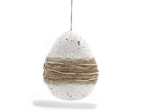 Idea decorazioni pasquali, uova decorative 2, addobbi pasquali,uovo in polistirolo pasquale , decorazioni pasquali , ovetti da appendere