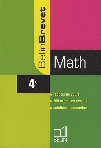 Math 4e