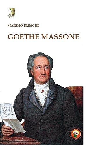 Goethe massone