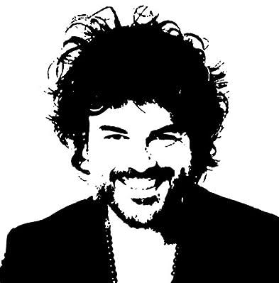 Quadro pannello in legno MDF dipinto a mano soggetto Francesco Renga cantautore italiano. Pronto da appendere, non necessita di cornice. I bordi sono dipinti proseguendo l'immagine. Formato 30 X 30 cm spessore 0.5 cm - Completo di apposite at...