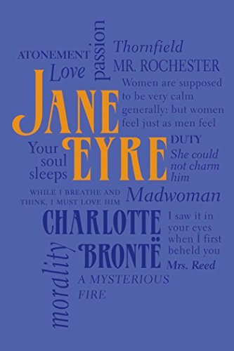 Jane Eyre (Word Cloud Classics) by Charlotte Bront? (2012-09-18)