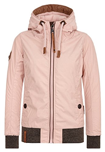 Naketano Female Jacket Schnipp schnapp Pimmel ab Dusty Pink, S