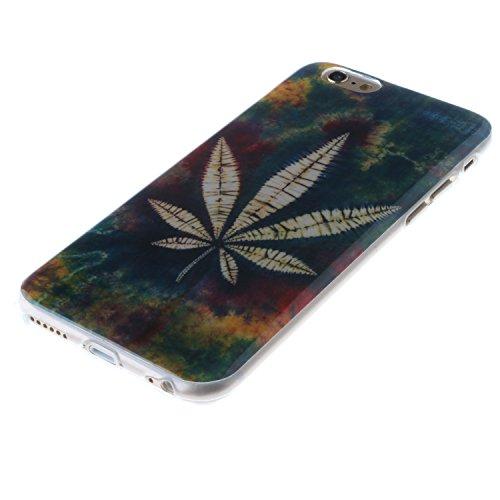 """iPhone 6s Plus Coque, MOONCASE iPhone 6 Plus Cover Case Fit Soft Silicone Housse avec Coque de Protection en TPU Etui pour iPhone 6 Plus(2014) / 6s Plus(2015) 5.5"""" - DD09 Série Colore - DD10"""