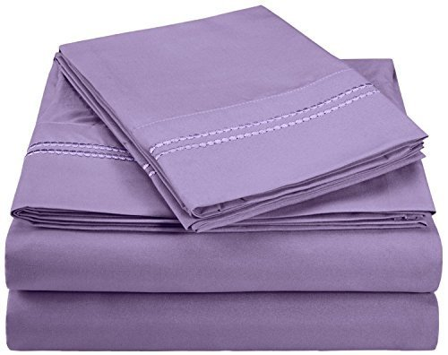 super-soft-light-weight-100-brushed-microfiber-full-wrinkle-resistant-4-piece-sheet-set-lilac-with-2