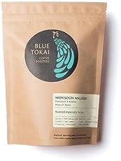 Blue Tokai Coffee Roasters Monsoon Malabar - Medium Dark Roast Arabica Coffee - 250 Gm (French Press)