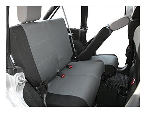 Sitzbezüge hinten