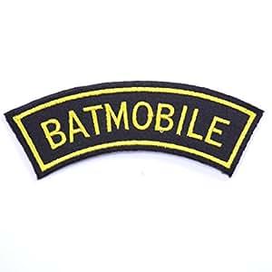 batman aufn her patches zum aufb geln aufb gler f r. Black Bedroom Furniture Sets. Home Design Ideas
