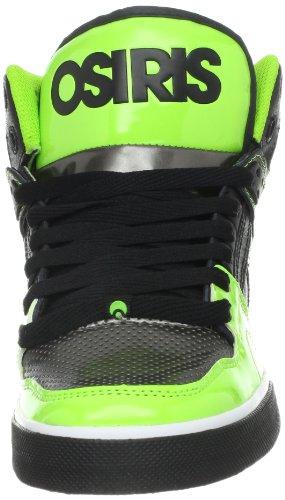 OsirisNyc83 Vlc - Sport, scarpe stringate lifestyle uomo schwarz/gunmetal