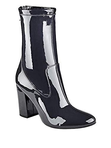Guess Frauen Pumps rund Fashion Stiefel Grau Groesse 6.5 US /37.5 EU