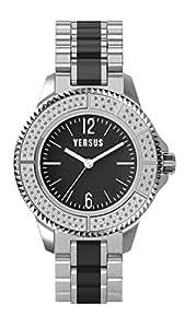 Versus - 3C6420 0000 - Montre Femme - Quartz - Analogique - Bracelet Acier Inoxydable Multicolore