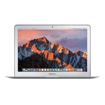 Apple MQD32D/A 33,7 cm (13,3 Zoll) Ultrabook (Intel Core i5, 128GB Festplatte, 8GB RAM, Intel HD Graphics 6000, Mac OS X) silber