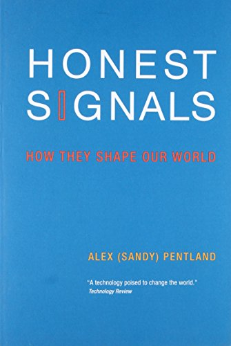 Honest Signals (The MIT Press) por Alex Pentland