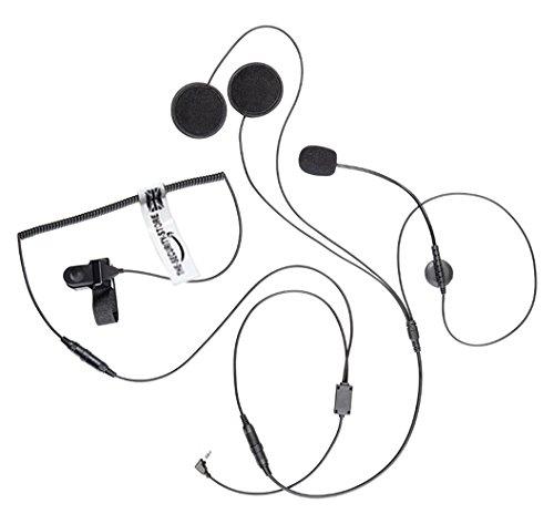 Motorrad Helm Ohrhörer für Motorola Talkabout Funkgerät