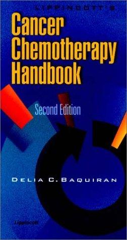 Jeans Delias (Lippincott's Cancer Chemotherapy Handbook by Delia C. Basquiran (2001-01-01))