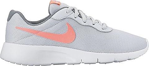 Nike Kids tanjun (GS) Laufschuh,pure platinum - 36 EU