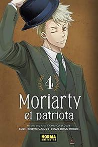 MORIARTY EL PATRIOTA 4 par Ryosuke Takeuchi