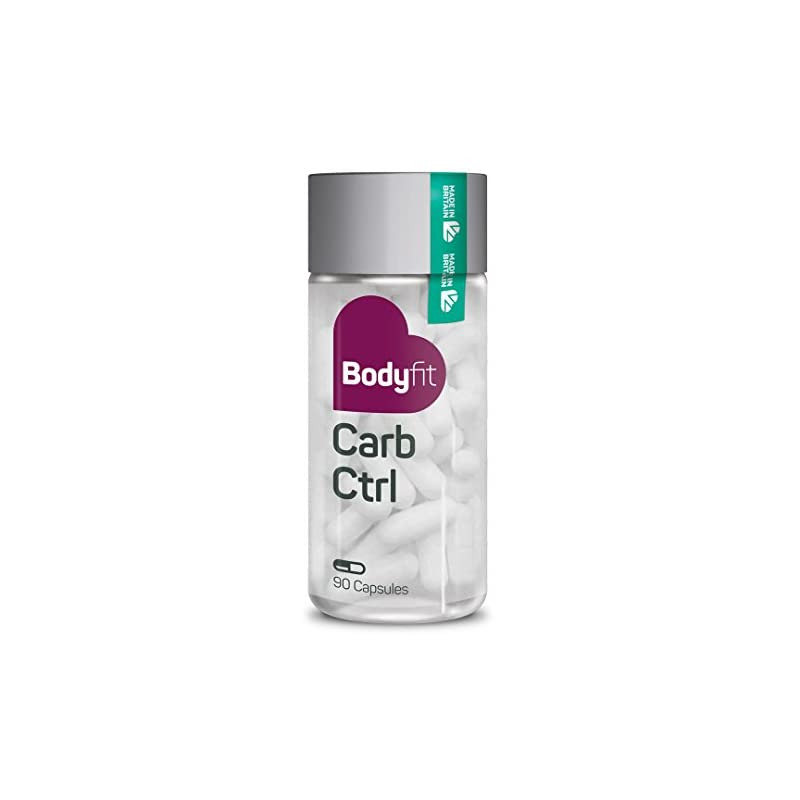 Carb Ctrl – Carb Blocker Weight Loss Supplement – for Women and Men – Lose Weight – Feel More Energetic – Digest Food…