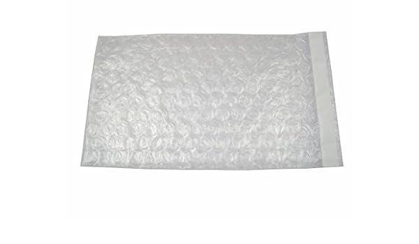 30 St/ück XSY Transparente Luftpolsterbeutel Selbstklebend Luftpolsterfolienbeutel Verpackt Polsterbeutel Schutzbeutel Plastik Taschen Verschiedene Gr/ö/ßen 65 x 80mm+20mm