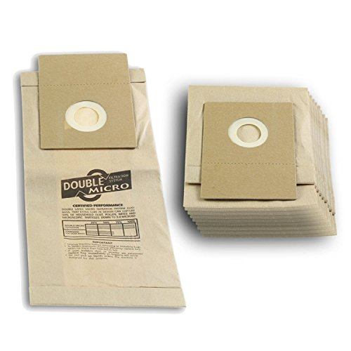 Dust Bags X 10 To Fit Electrolux The Boss, Powerlite, Hilight Vacuum Cleaners - Equivalent To E82 Paper Bags Picture