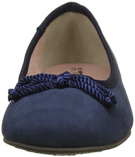 Tamaris 22142, Ballerines Femme Bleu (Navy)