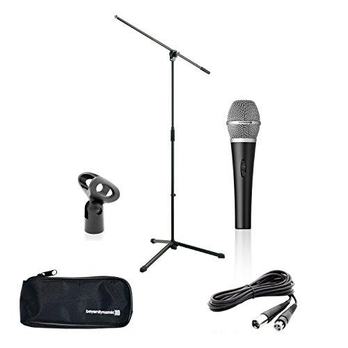 beyerdynamic TG V35 s Mic Set professionelles Mikrofon Set (mit dynamischen Gesangs und Sprachmikrofon, Supernierencharakteristik, mit Schalter)