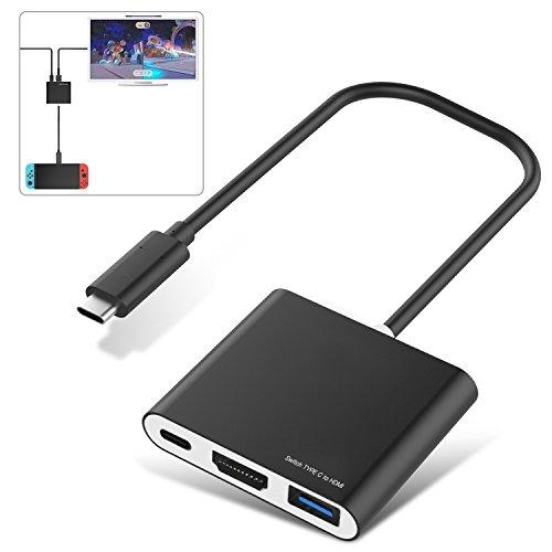 Moko Adattatore USB-C a HDMI