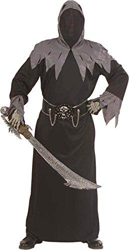 Widmann - Erwachsenenkostüm dunkler (Halloween Ritter)