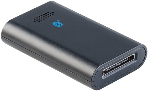 Callstel Bluetooth Audio Receiver: Bluetooth-Streaming-Empfänger mit Dock Connector & Klinke-Ausgang (Bluetooth Audioadapter) (Ipod-dock Bluetooth)