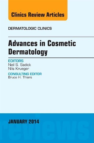 Advances in Cosmetic Dermatology, an Issue of Dermatologic Clinics, 1e (The Clinics: Dermatology) 1st Edition by Sadick MD FAAD FAACS FACP FACPh<br>MD, Neil S., Krueger (2013) Hardcover