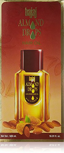 Bajaj Almond Drops Hair Oil, 500ml