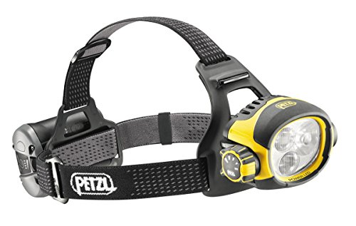 Petzl Ultra Vario Lampada Frontale