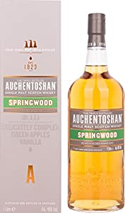 Auchentoshan Springwood Single Malt Scotch Whisky, 100 cl by Auchentoshan