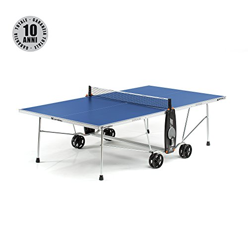Tisch 100S Crossover Outdoor blau